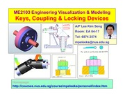 ME2103_Ch 7_Keys_Coupling_Locking devices 2008