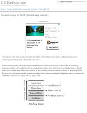 Geotechnical Engineering _ CE Reference 3