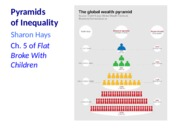 Lecture Notes on Pyramids of Inequality: Sharon Hays from Flat Broke With Children