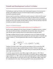 Growth and Development Lecture 5-6 notes.docx