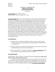 Modern Latin America syllabus Spring 2013 for website