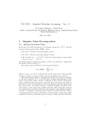 5785-applied-machine pdf - CS 5785 Applied Machine Learning Lec 1