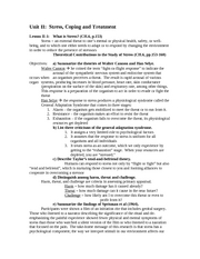 PSYC383 Study Guide Exam 2