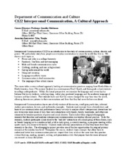 C122 Course Guidelines Fall 2014.docx