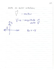 phys100~vector notation