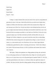time is money essay in english