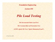 Lecture18-Pile-load-Tests