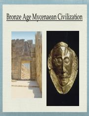 D) Mycenaean Civilization.pptx