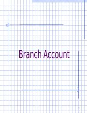 Branch_Account