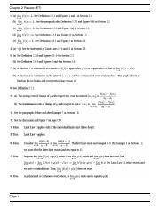 Chapter 2 Review Solutions