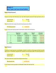 Chapter 6 Amortization Schedule.xlsx