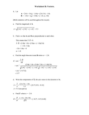 Recitation Worksheet B Solutions
