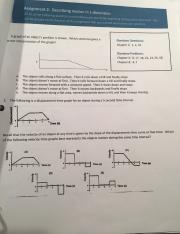 PHYS 103 Assignment 2 Problems & Answers.pdf