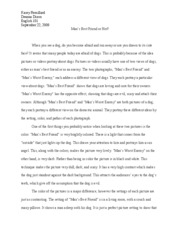 english 101 self evaluation essay