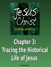 JesusChristHisMissionandMinistry-PowerPoints-Chapter3