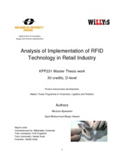 RFID journal research