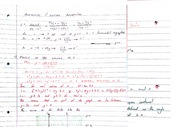 Horizontal Asymptotes and Graphs of Inverse Functions Class Notes