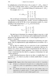 College Algebra Exam Review 180