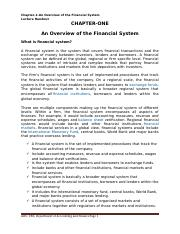 Chapter-1-An Overview of the Financial System.docx