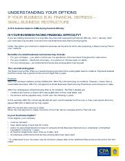 Understanding Your Options - Small Business Restructure.pdf