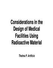 -18 Considerations in the Design of Medical Facilities.pdf