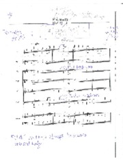 Notes on Daily Warm-Up 1