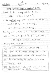 2014MATH3066Lecture30May19