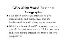 Introduction to World Regional Geography_OneSlide