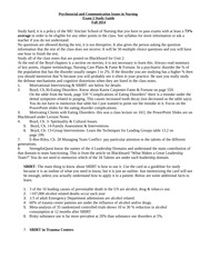 Study guide Fall 2014 N2100 Issues-2