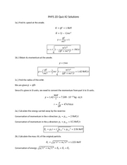 PHYS2DQuiz2Solutions