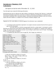 Template-freezing pt lab report - Lab Report Template ...