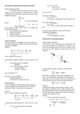 2nd Exam D.E.3 Applic - notes