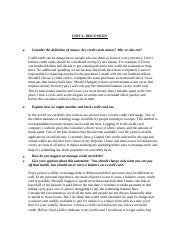 Intro to Business-UNIT 4 Discussion.docx