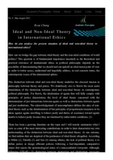 Ideal_Non-Ideal_Theory