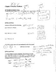 Worksheet Ideal Gas Law Worksheet Answers chm142 combined gas law worksheet if the sun heats my car from a 8 pages chapter 5 practice problems thermodynamics key
