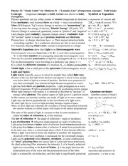 Physics 52 Midterm 1 Study Guide(5)