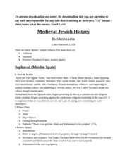 JHist Notes PDF