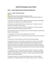 CopyofHealth_Psychology_Course_Notes1