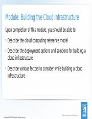 02_Module 2 Building the Cloud Infrastructure 38