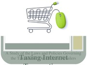 Taxing Internet Transactions