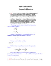 MSE1110_HW2Solutions