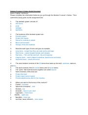 Module 3 Lesson 1 Notes Guide Document.docx