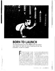 Born to Launch
