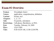 Exam_1_Overview_Feb_09