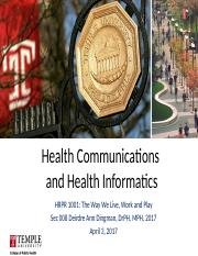 11 Health Information_Communication Fall2017.pptx