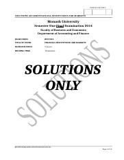BFC2000_Final_Exam_S1_2014_SOLUTIONS