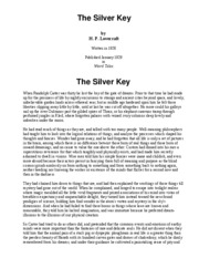thesilverkey