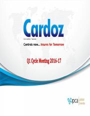 Cardoz Cycle meeting 2016-17 Kenya.ppt