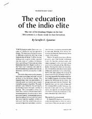 Serafin Quiason - The Education of the Indio Elite.pdf