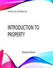 Property lecture - revision.pptx